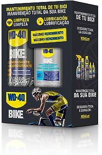 comprar comparacion WD-40 BIKE - Bipack Mantenimiento Cadenas Bicicleta en Ambiente Húmedo- Spray 500ml + Gotero 100ml