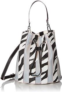 حقيبة أسطوانية مبتكرة من كارل لاغرفيلد باريس أديل بتصميم الحمار الوحشي الأسود