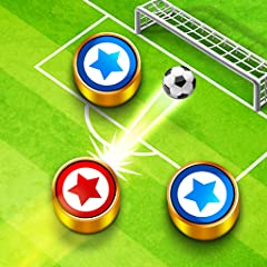 Online and offline multiplayer game Simple and fun gameplay Online tournaments against players from all over the world Play against your friends Collect different teams and cups