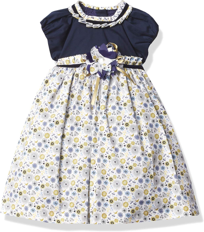 Pretty Me, USA Girls' Sleeveless Cotton Print Dress