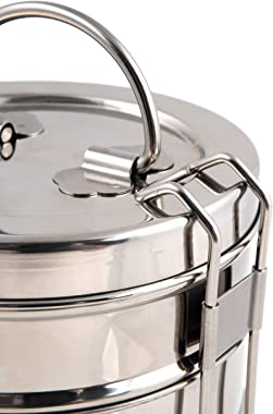 Indian-Tiffin 4 Tier (Large)