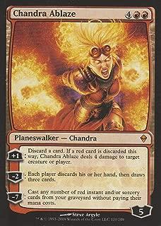 Magic: The Gathering - Chandra Ablaze (120) - Zendikar