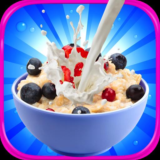 My Breakfast Food - Let's Make Oatmeal Kids Cooking Games...
