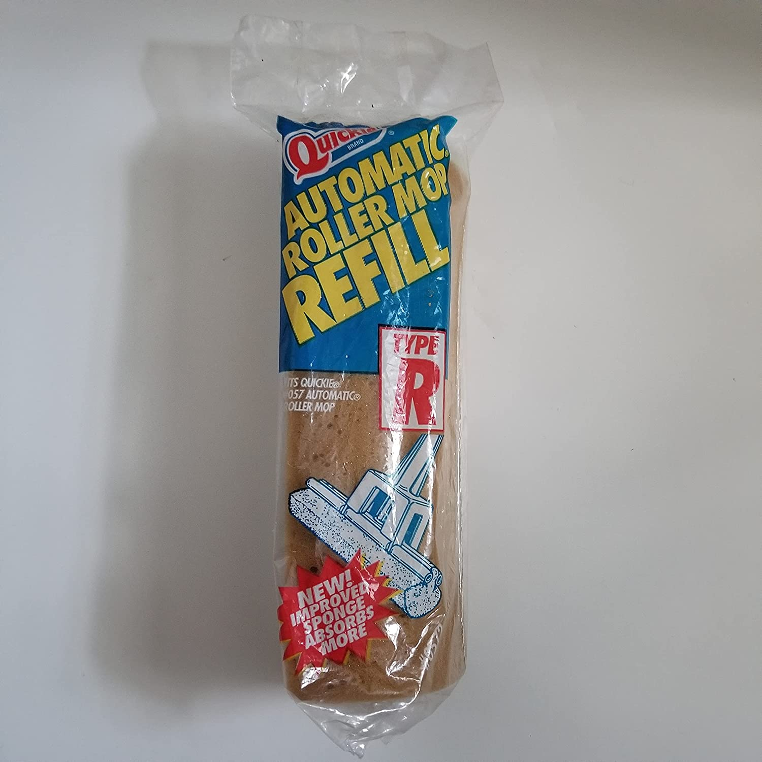 Quickie Original Sales of SALE items from new works Automatic Roller Super-cheap #057 Mop Refill