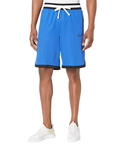 Nike Dry Elite Shorts Stripe (Game Royal/Black/Black) Men