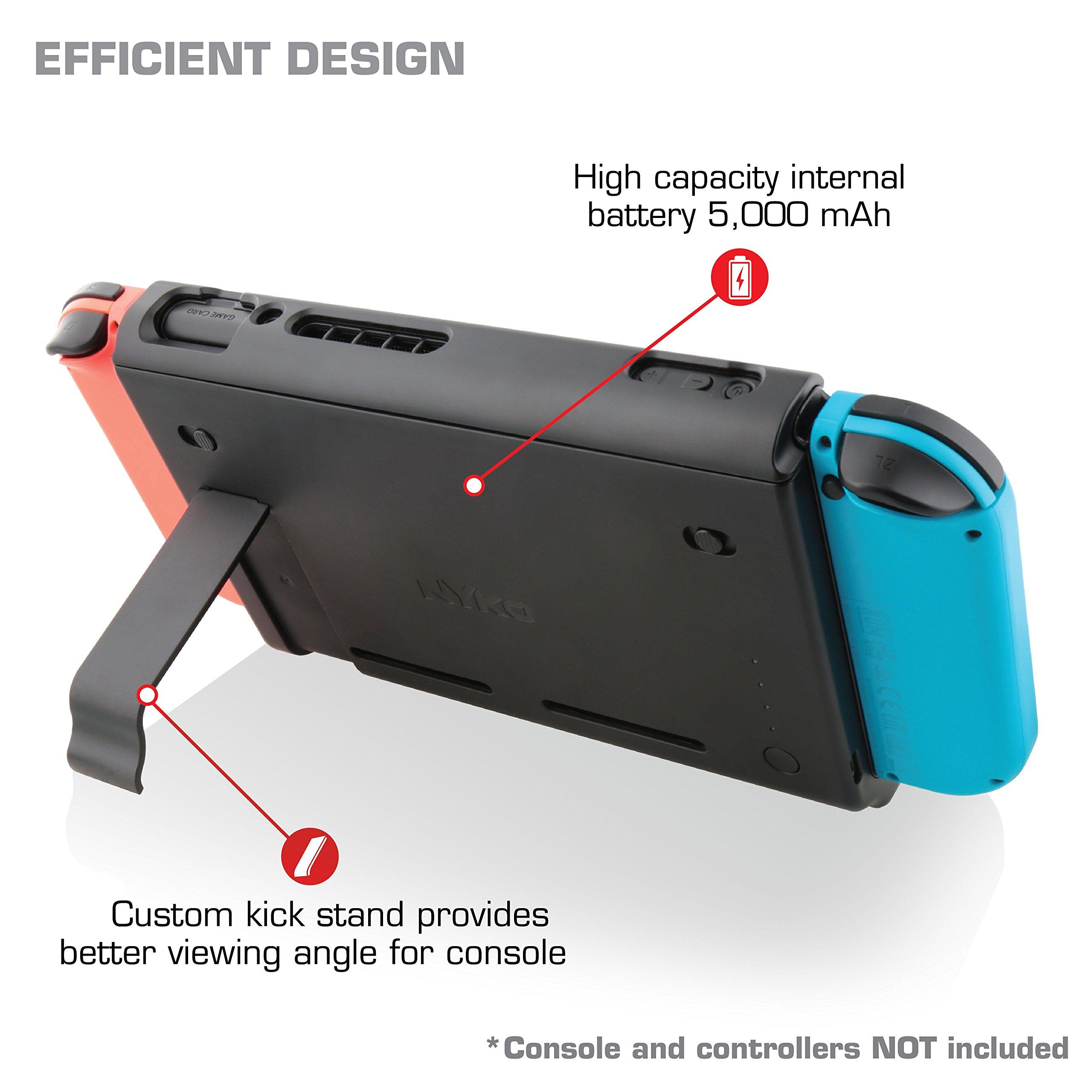 Nyko 87213-T60 Power Pak para Nintendo Swtich : (Gaming > Accesorios para juegos): Amazon.es: Videojuegos