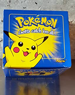 Burger King Pokemon 23K Gold-Plated Trading Card Limited Edition - Pikachu