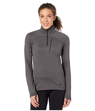 Outdoor Research Vigor 1/4 Zip (Storm) Women