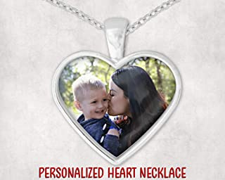 Valentine's Day Gift for Mom Mother's Necklace Personalized Mom Necklace Personalized Kids Necklace Necklace for Mom Gift for Mom Necklace
