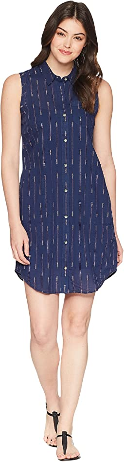 Indigo Ridge Sleeveless Dress