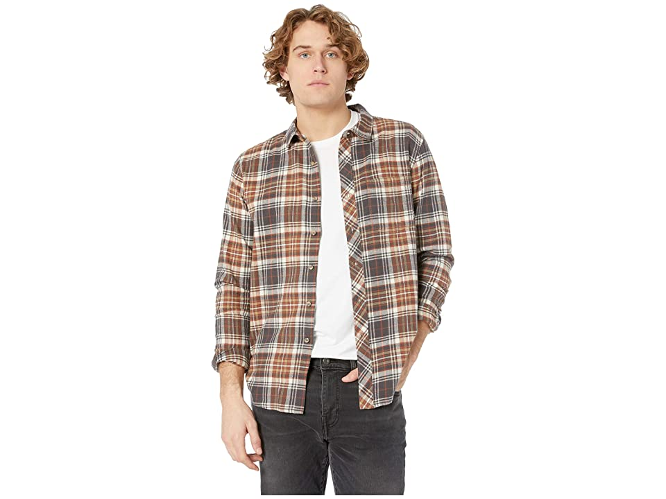 Billabong Coastline Flannel (Khaki) Men