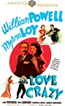 Best love crazy 1941 movie Reviews