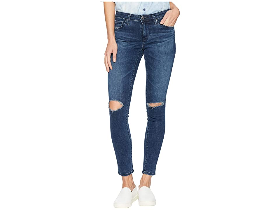 AG Adriano Goldschmied Leggings Ankle in Ethereal (Ethereal) Women's Jeans