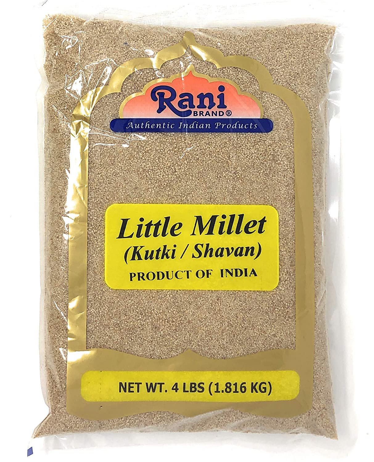 Rani Little Millet safety Panicum Sumatrense Max 71% OFF Seed Whole Grain Ancient