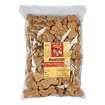 MUNCHOS Dog Adult Biscuits Combo Offer 2KG (1KG+1KG)