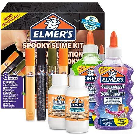 Elmer's , Kit per Slime Spettrale, Confezione da 8