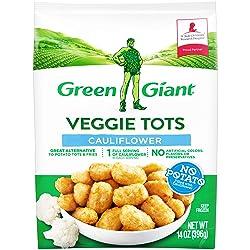 Green Giant Veggie Tots, Cauliflower, 14 oz (Frozen)