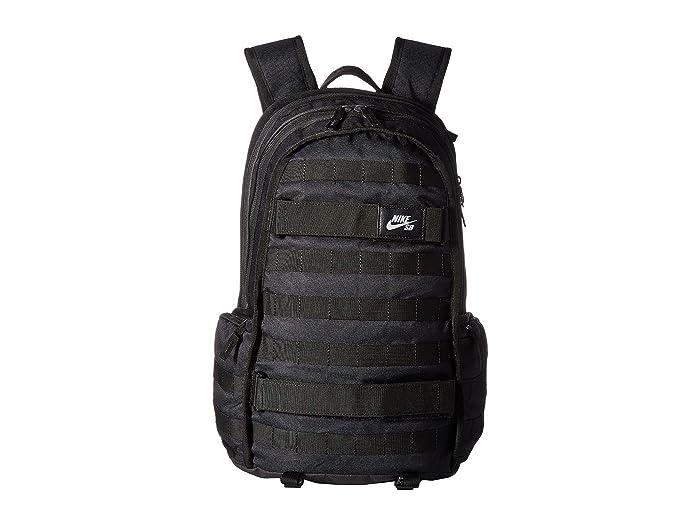 Nike SB RPM Backpack (Black/Black/Black 2) Backpack Bags