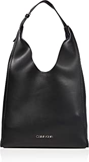 Calvin Klein Hobo for Women-Black