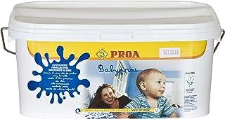 Pintura plástica ecológica Proa Babyproa Habitaciones infantiles.