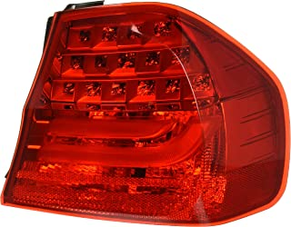 OE Replacement BMW 328/335/M3 Passenger Side Taillight Lens/Housing (Partslink Number BM2819114)