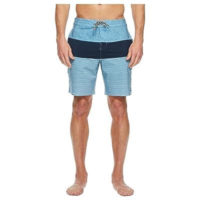 Billabong Tribong LT Boardshorts (Blue) Men