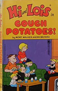 Hi and Lois: Couch Potatoes!