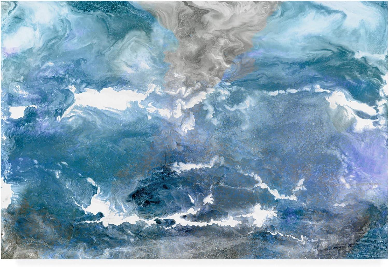 Trademark Fine Art Glacial View by Pam Ilosky, 12x19