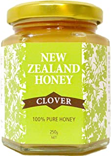 ハニーマザー クローバーハニー 250g 非加熱・100%純粋天然はちみつ ニュージーランド産