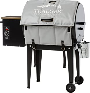 Traeger BAC346 20 Series BBQ Grill Insulation Blanket for Winter Cooking