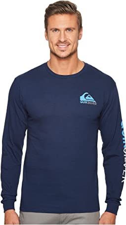 Quiksilver - Two-Tone Long Sleeve Shirt