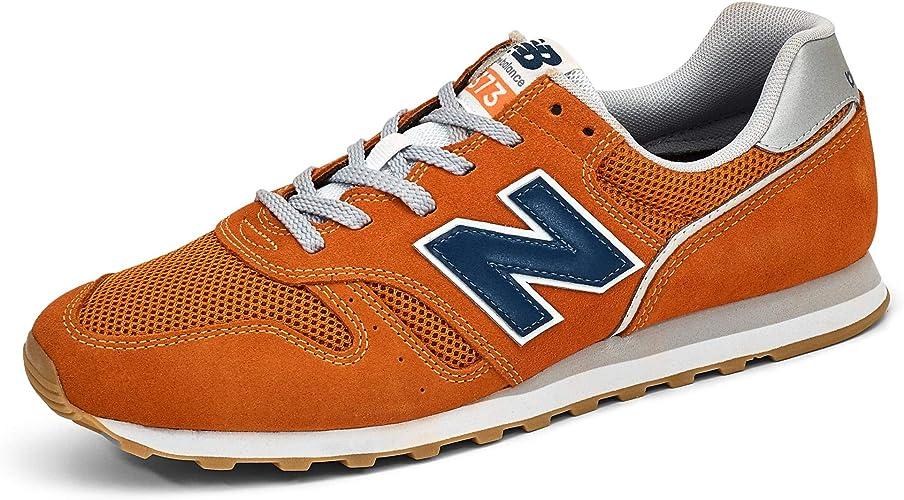 New Balance Men's 373 Ml373eb2 Medium Sneaker