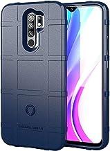 FanTing Case for Samsung Galaxy M01 Core, Anti-Slip Ultra Thin Shock Absorption Anti Scratch Protective, Cover Case for Samsung Galaxy M01 Core.(Dark Blue)