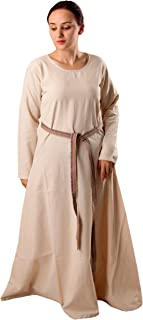 Lena Medieval Costume Underdress by CALVINA Costumes -Made in Turkey