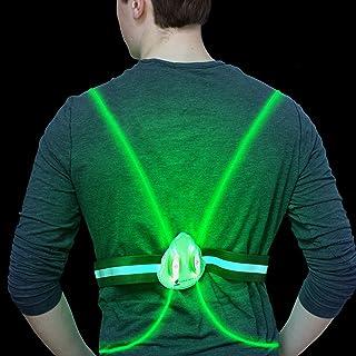 Light Up Running Vest