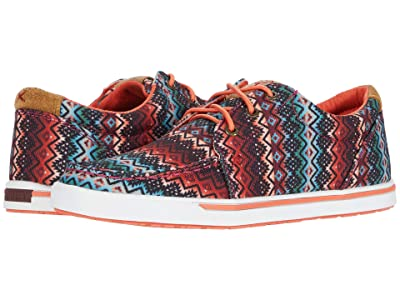 Twisted X Hooey Loper (Aztec Print) Women