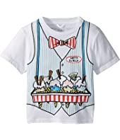 Stella McCartney Kids - Chuckle Ice Cream Vest T-Shirt (Infant)