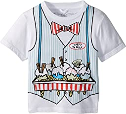 Stella McCartney Kids Chuckle Ice Cream Vest T-Shirt (Infant)