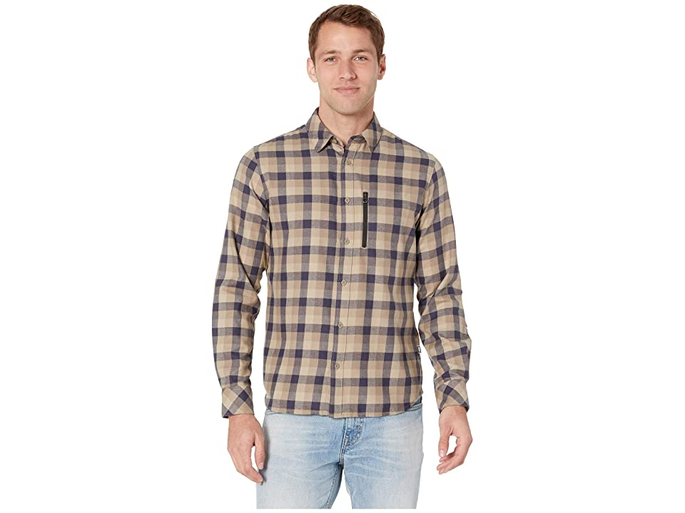 Helly Hansen Lokka Long Sleeve Shirt (Fallen Rock Plaid) Men
