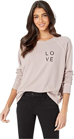 "Smith ""Love"" Pullover"