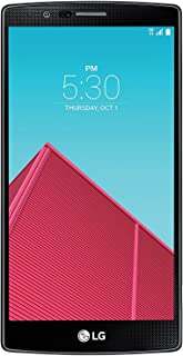LG G4 H810 32GB Unlocked GSM 4G LTE Smartphone w/ 16MP Camera - Black Leather