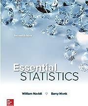 Best essential statistics navidi Reviews