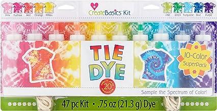 Create Basics Tie Dye Kit, 47 Piece