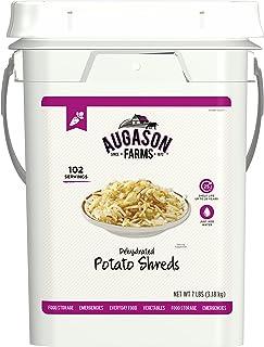 Augason Farms Dehydrated Potato Shreds