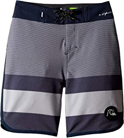 "Highline Tijuana 17"" Boardshorts (Big Kids)"
