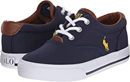Navy Canvas/Yellow