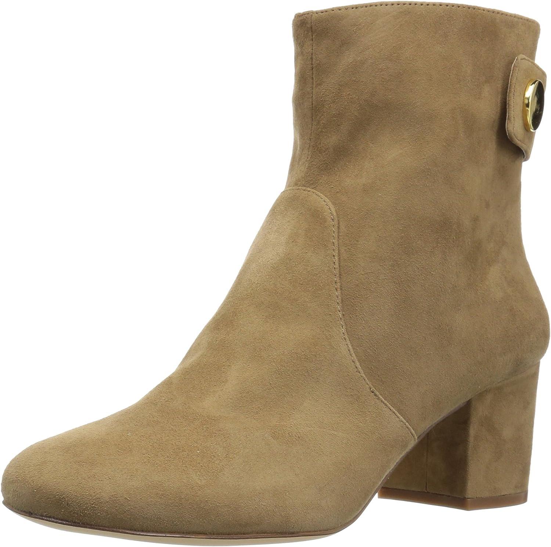 Nine West Women's QUARRYN Suede Ankle Boot