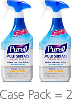 Best purell multi surface disinfectant spray Reviews