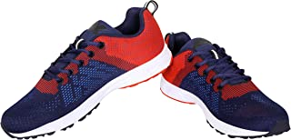 Nivia Yorks Running Shoe (Blue/Red)
