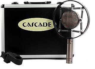 Cascade Microphones Knuckle Head Classic Short Ribbon Microphone, Copper